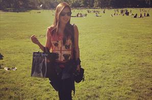 Quelques photos du séjour de Valéria Baroni à New York !