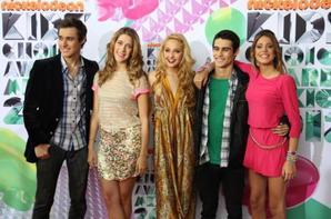 Kids Choice Awards Argentina 2012 Violetta