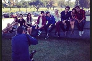 Tous les acteurs de Violetta ! <3