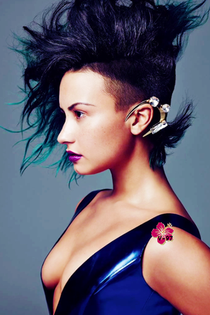 → Nouveau photoshoot de Demi Lovato + NEWS