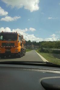 Les camion du lundi