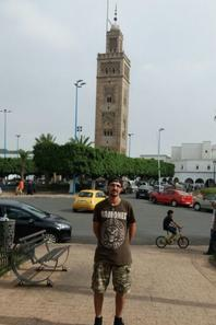 Quartier Habouss, Casablanca 17/07/2017
