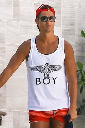 Cristiano à Miami (25/06)