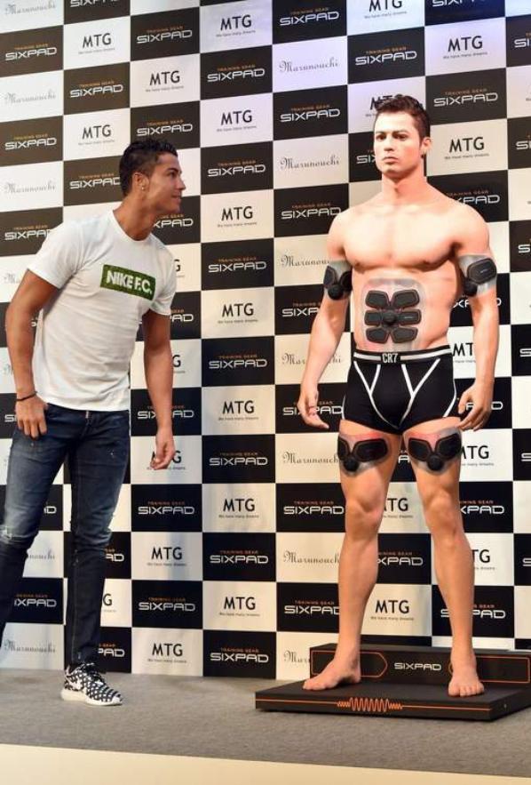 Cristiano présentant le nouveau projet MTG au Japon (7/07)