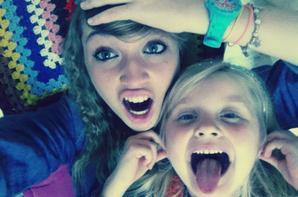 Mon sang, mon oxygène, ma fierté, ma petite soeur, ma cousine je t'aime comme au premier jour :$ ♥♥