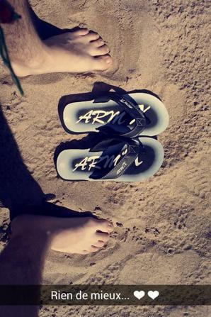 Playa avec les Amies !