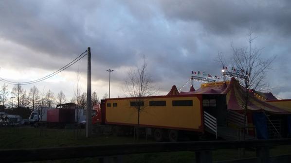 Le Festival International du Cirque Medrano à Niort
