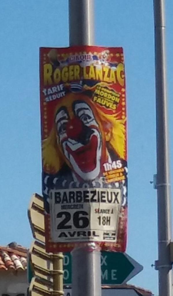 cirque roger lanzac a barbezizux