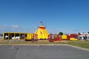 cirque MANHATTAN CIRCUS A PLOUBALAY