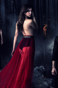 nina dobrev dans vampires diarie