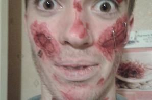 Maquillage hallowen