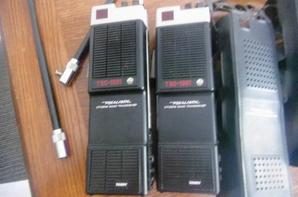 Realistic citizens band transceiver  TRC 1001