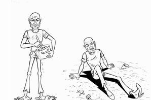 caricature perso