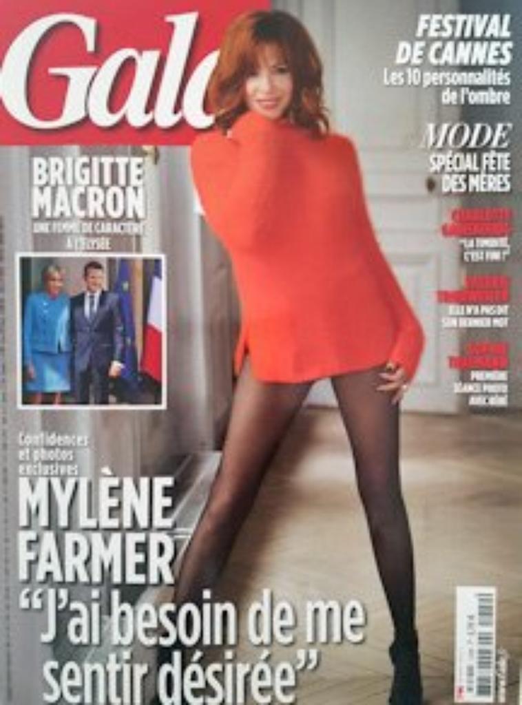 Interview Album, tournée : Mylène impatiente de retrouver ses fans