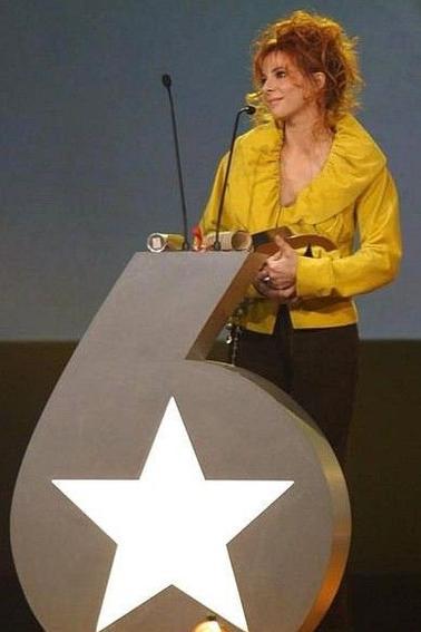 Mylène Farmer - M6 Awards - 17 novembre 2000