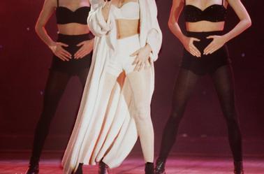 Mylène Farmer - World Music Awards - 12 mai 1993