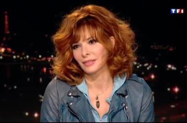 Mylène Farmer - JT de 20 heures - France 2 - 08 septembre 2013