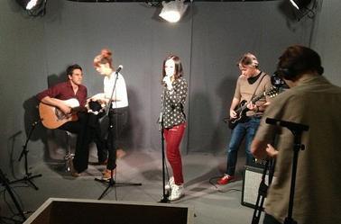 Vous avez interviewé la chanteuse Alizée