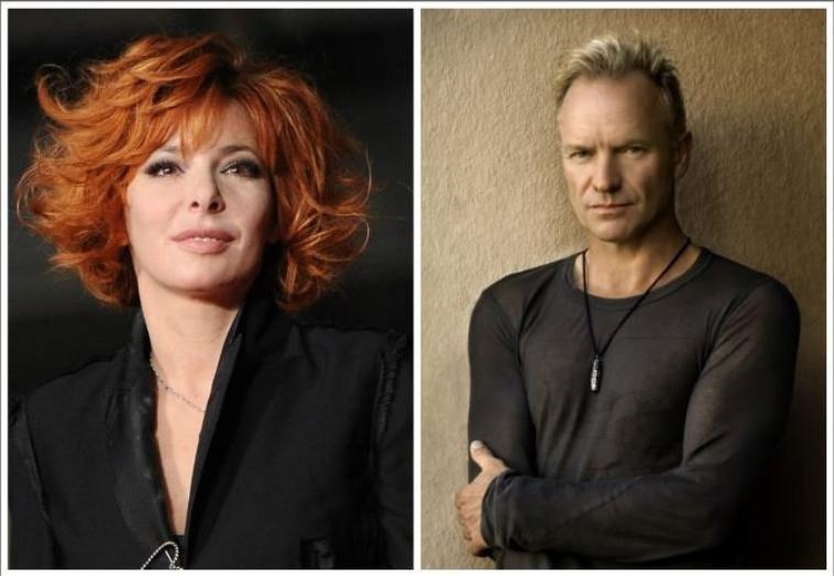 Mylène Farmer se confie sur son terrible accident et son duo avec Sting