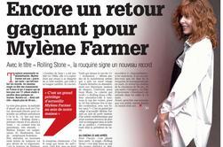 Le destin de Mylène Farmer le jour ou Mylène et devenue Chanteuse par accident