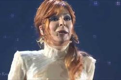 Mylène Farmer, chanteuse française la mieux payée en 2013