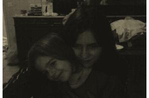 Moi & ma petite princesse.