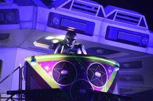 ROBOT-PERFORMER soirée STAR WARS 16 décembre 2015