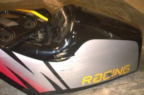 Magnum racing 96' origine - Restauration