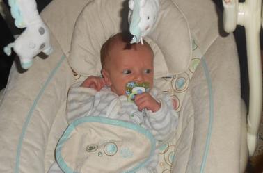 Mathéo, notre premier petit homme et Timéo, notre 2e petit homme nos Amours <3