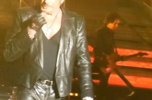 les concerts de Johnny 2013 douai, bercy, 14, 15, 16, et Rouen.