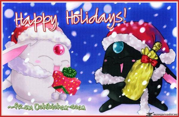 Joyeuse fêtes !!