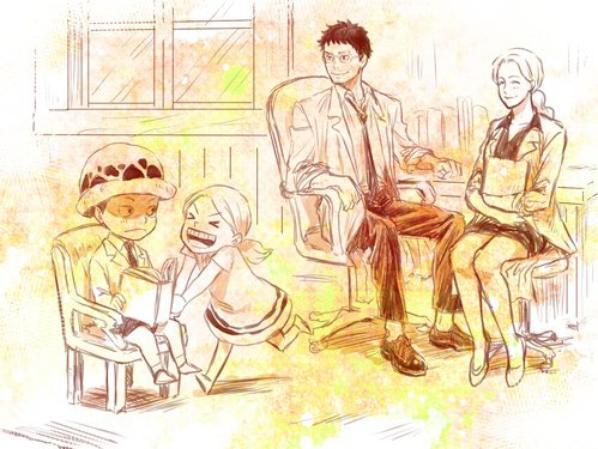 La famille de Law //SPOIL//