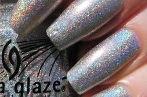 Les vernis holographique de China Glaze ! *-*