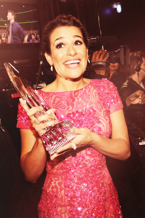 Lea au People Choice Awards