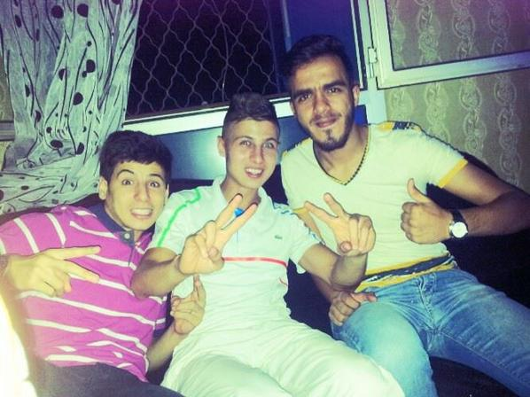 Avec Amine & Wahiid
