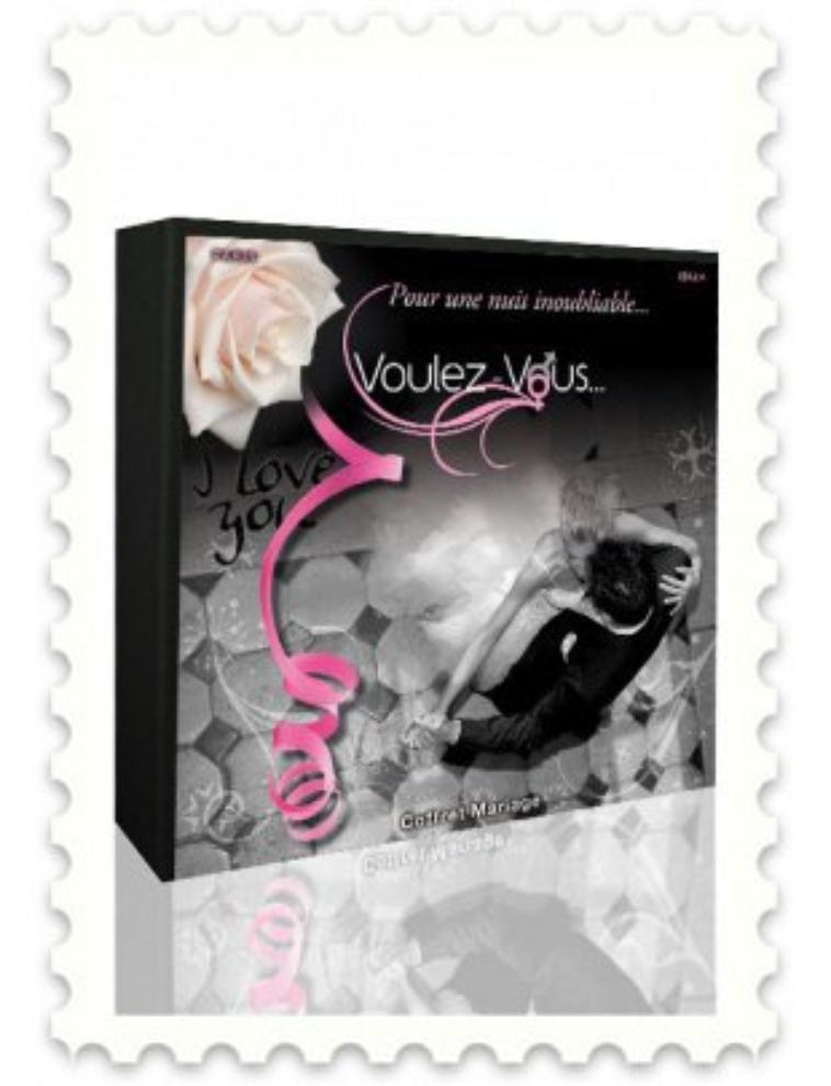 COFFRET  SPECIAL MARIAGE