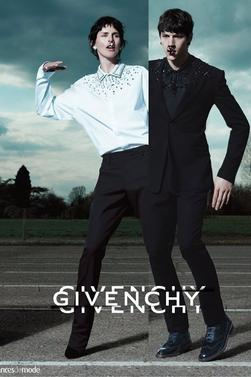 Givenchy - Campagne Automne/hiver 2012-2013