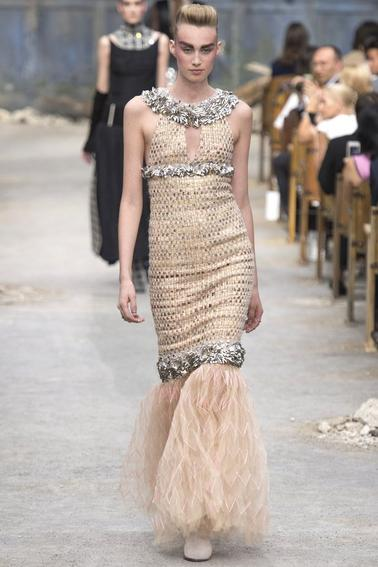 Défilé Chanel automne hiver 2013 2014