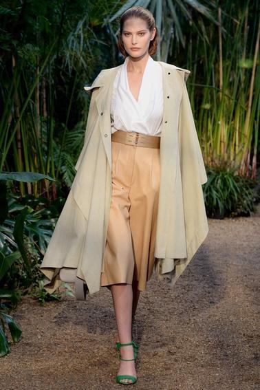 Défilé Hermès Printemps été 2014