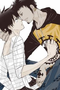 Law x Luffy / Just Beautiful / My favorite couple