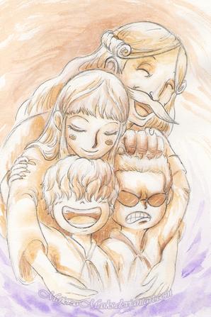 Dragon Celeste Donquichotte Family