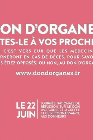 16ème Journée nationale de réflexion sur le don d'organes, la greffe et de reconnaissance aux donneurs
