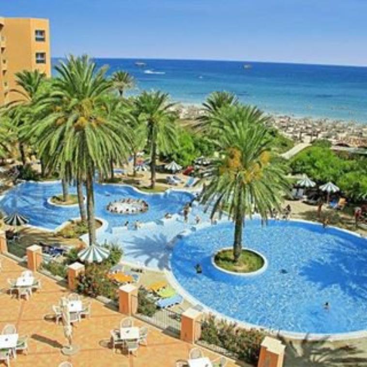 Hotel Karthago El Ksar, Sousse, Tunisia (