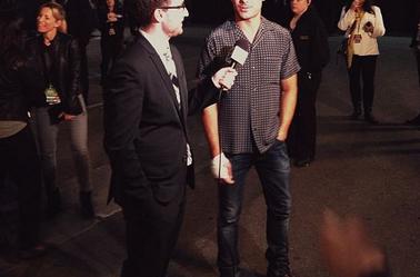 Zac aux MTV Movies Awards 2013