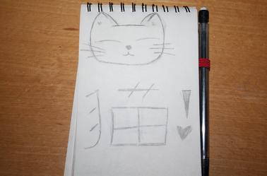dessin en classe pour pas s'ennuyer 2 (+dessins des copains)