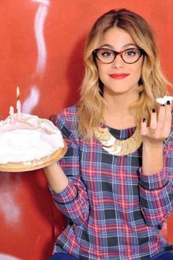 Photoshoot de Martina pour Gente Online (2014)