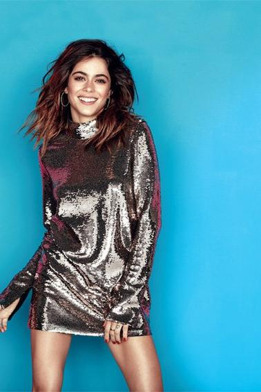 "Photoshoot de Martina pour sa tournée ""TINI Got Me Started TOUR 2017"" (Octobre 2016)"
