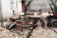 Suite démolition