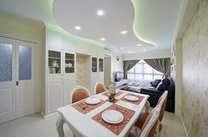 Singapore Luxury Condo Interior Design