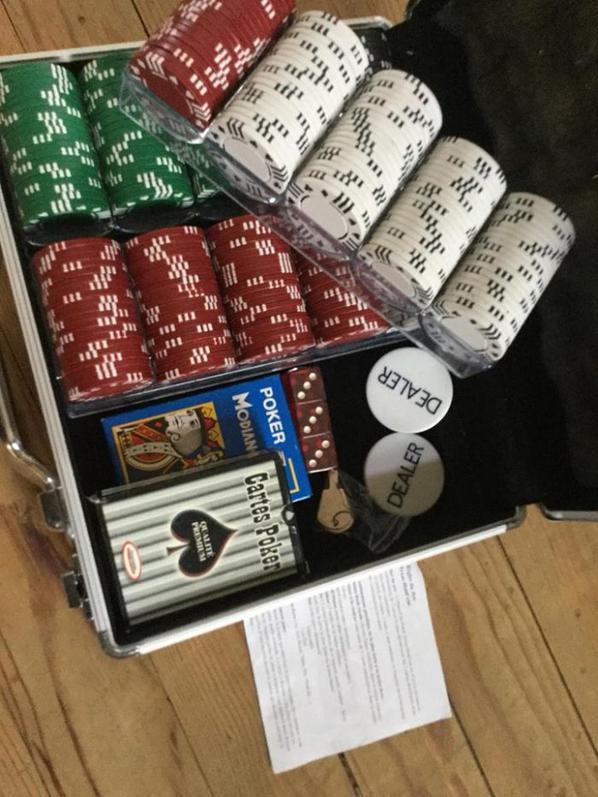 Sac Poker